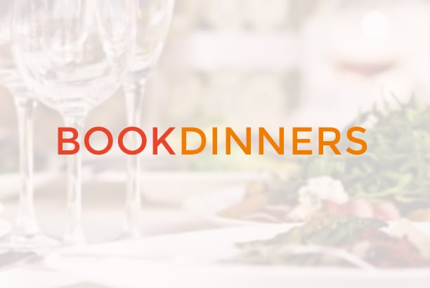 bookdinners - Logodesign