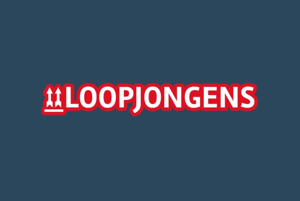Loopjongens - Logodesign